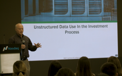 What Opportunities Does Unstructured Data Present? – Joe Gits