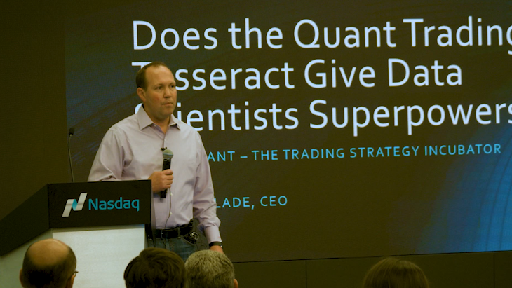 Quant Trading and Superpowers – Morgan Slade