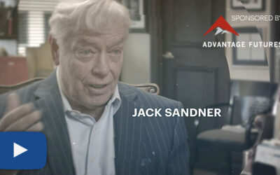JACK SANDNER – OPEN OUTCRY TRADERS HISTORY PROJECT – PART TWO